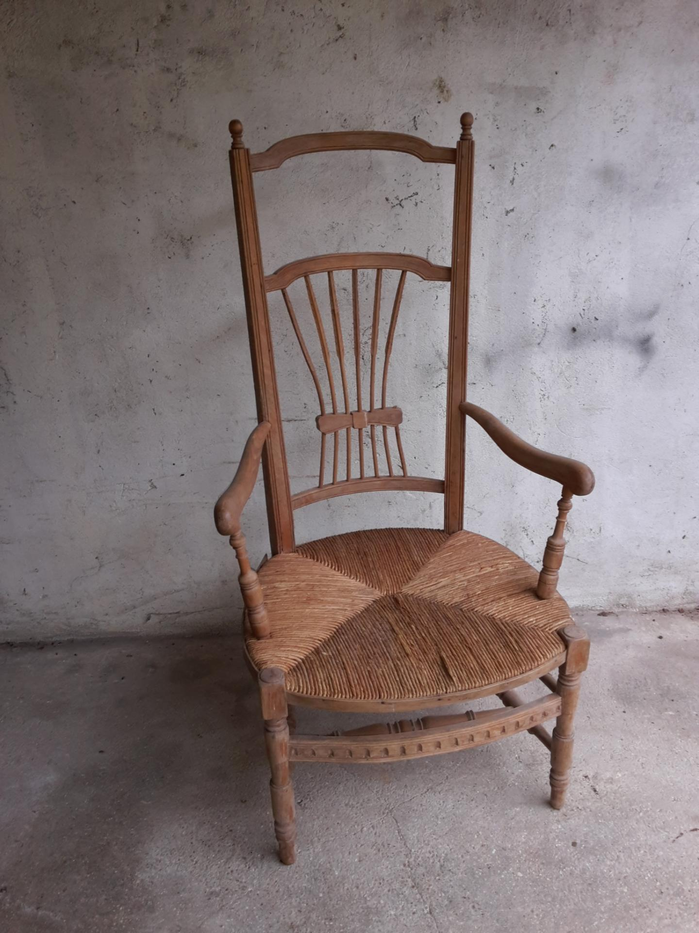 1 chaise de nourrice bis
