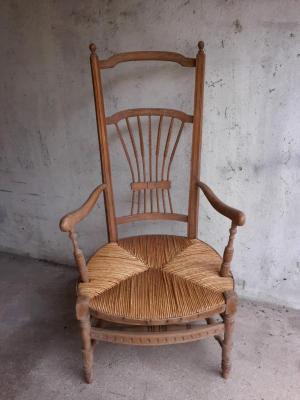 1 chaise de nourrice