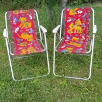 1 chaises enfant camping