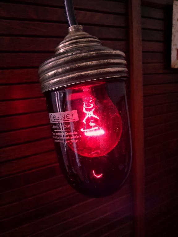 Lampe Chambre noire