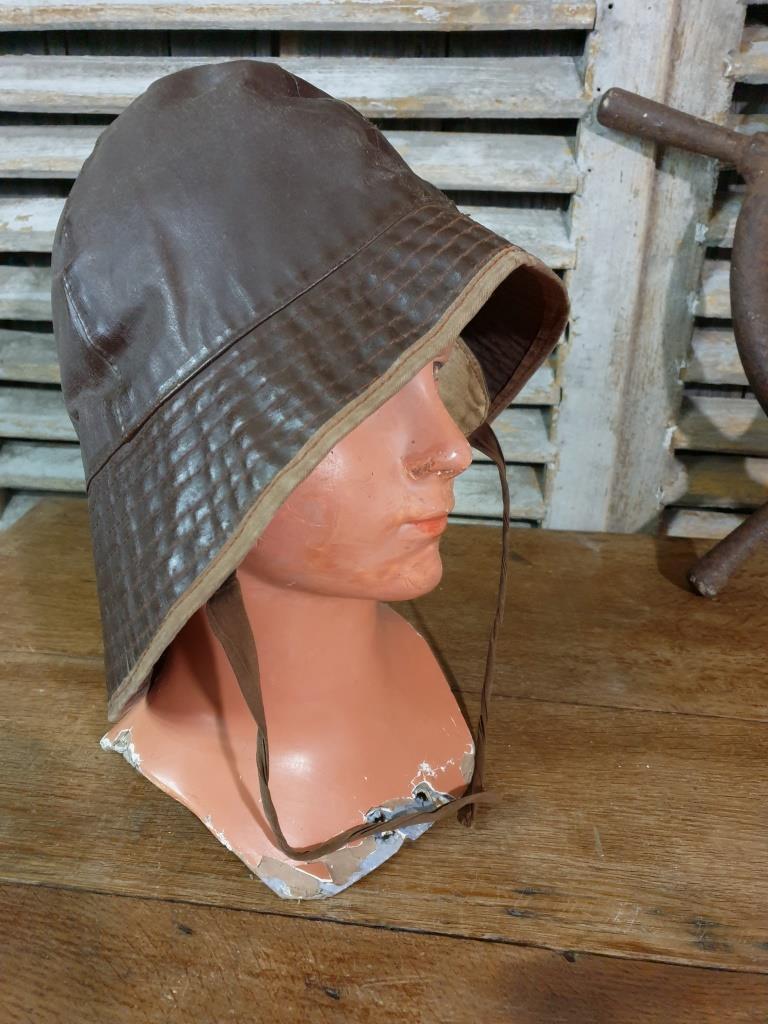 1 chapeau de marin pecheur allemand