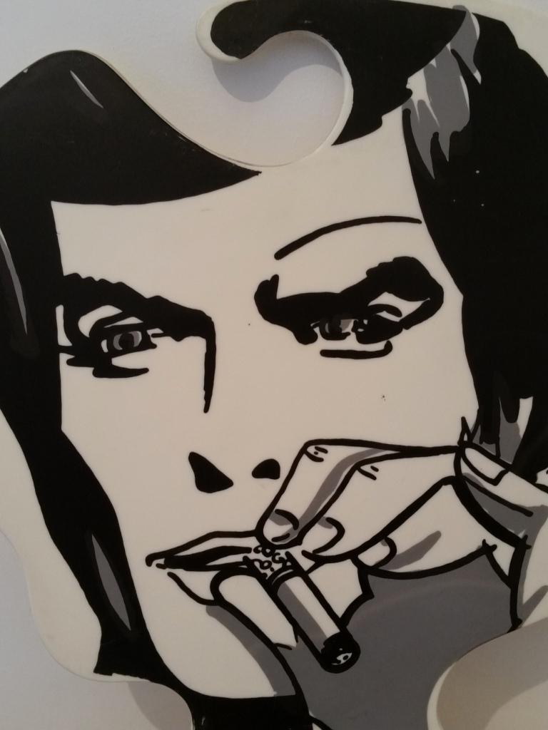 1 cintre milano homme cigarette