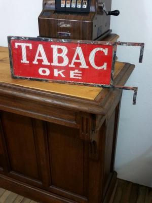 Enseigne TABAC OKE