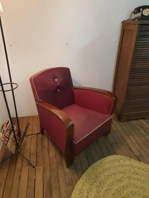 Fauteuil 40's