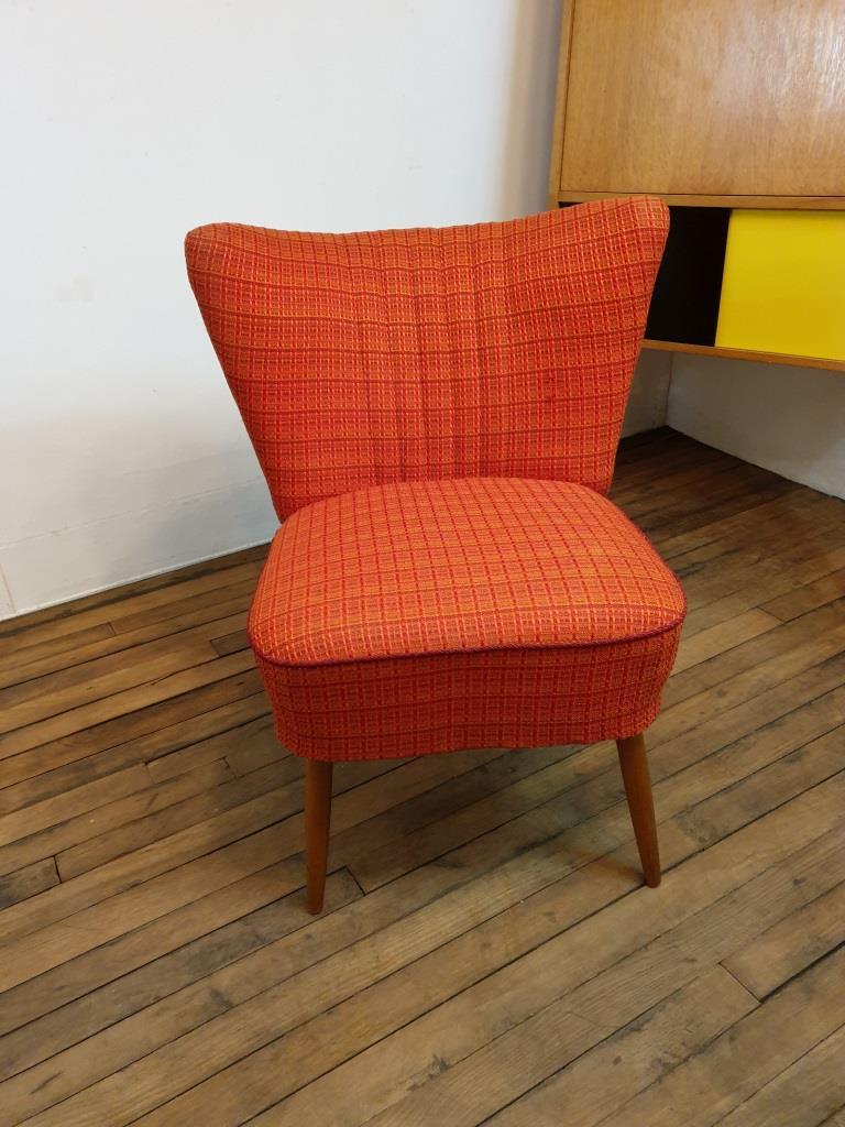 1 fauteuil coktail