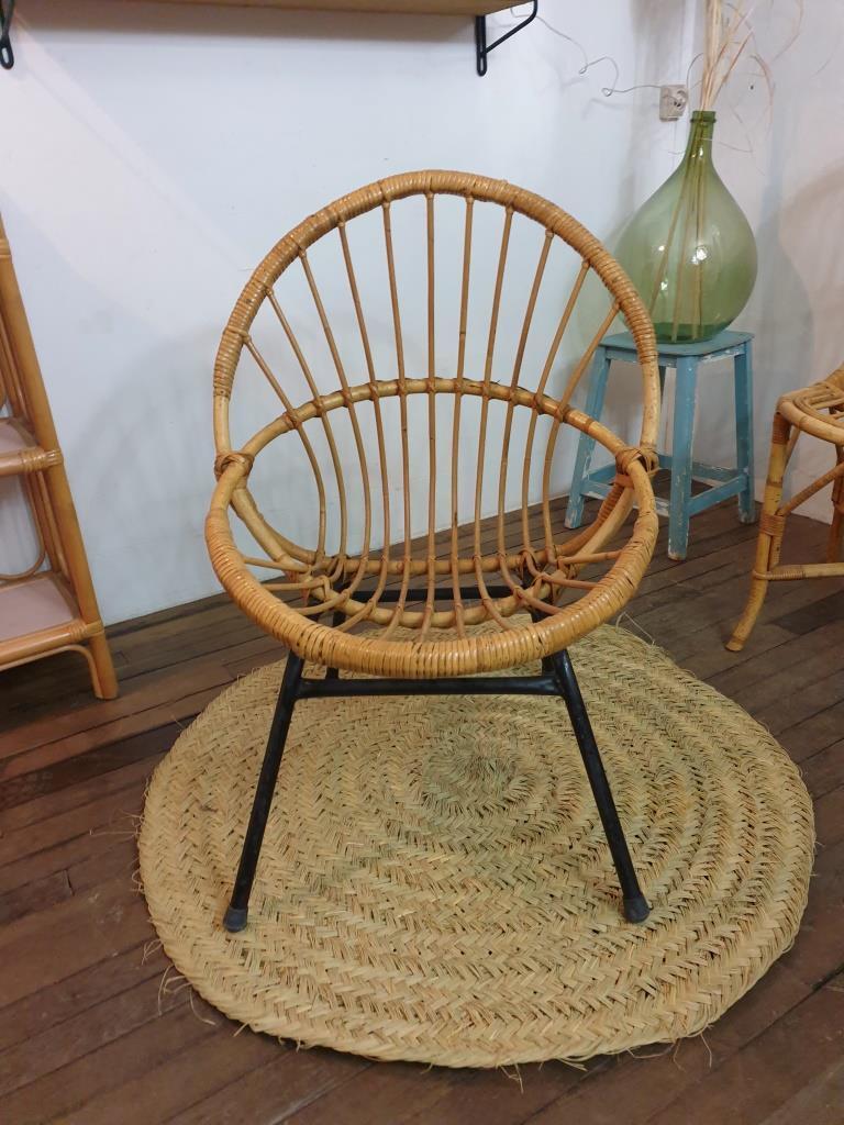 1 fauteuil corbeille 1