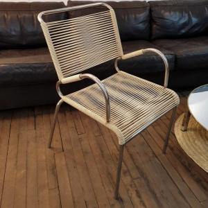 1 fauteuil scoubidou