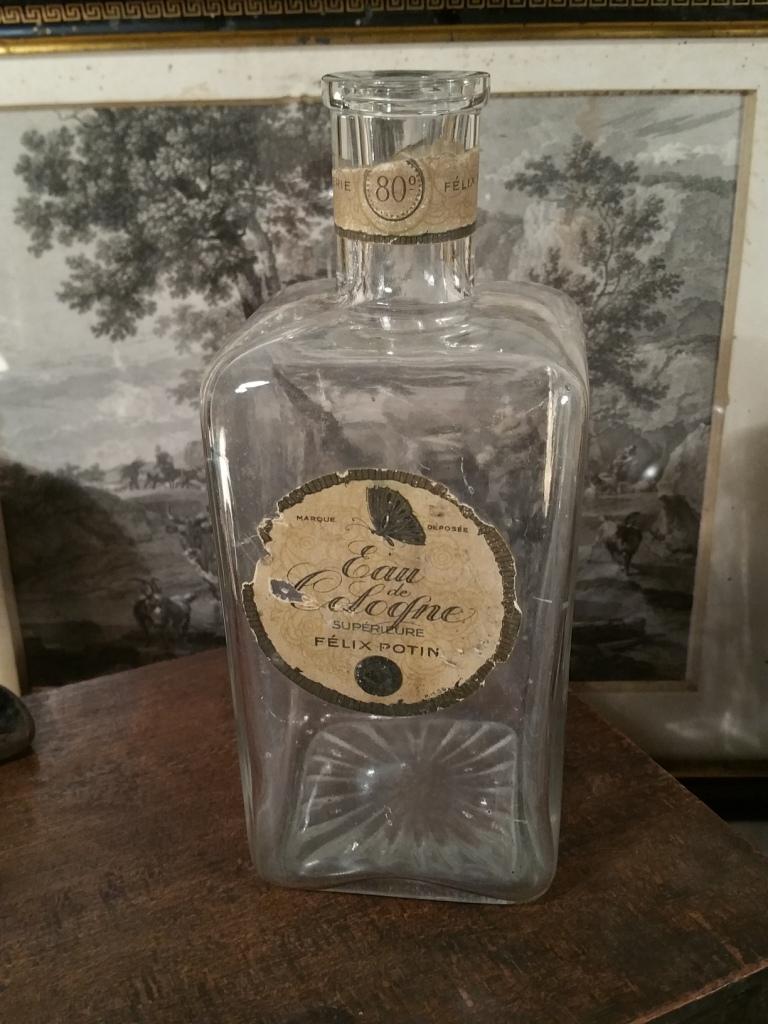 1 flacon eau de cologne felix potin