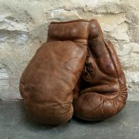 1 gants de boxe