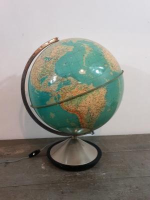 1 globe lumineux hercule 1967