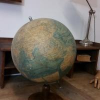 1 globe terrestre forest