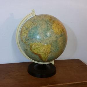 1 globe terrestre raths