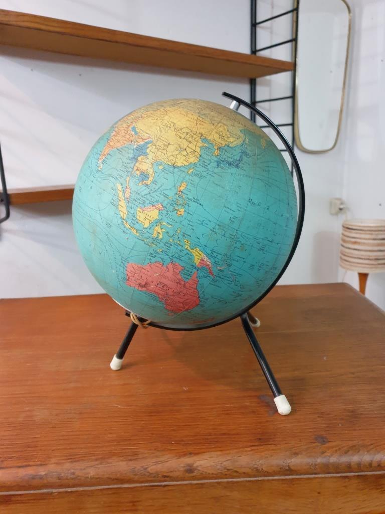 1 globe terrestre taride 1