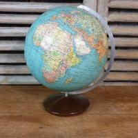 1 globe terrestre
