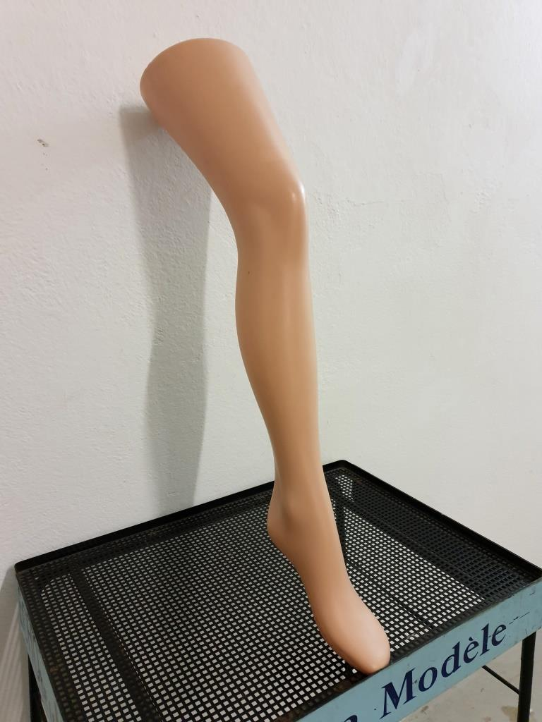 1 jambe presentoir