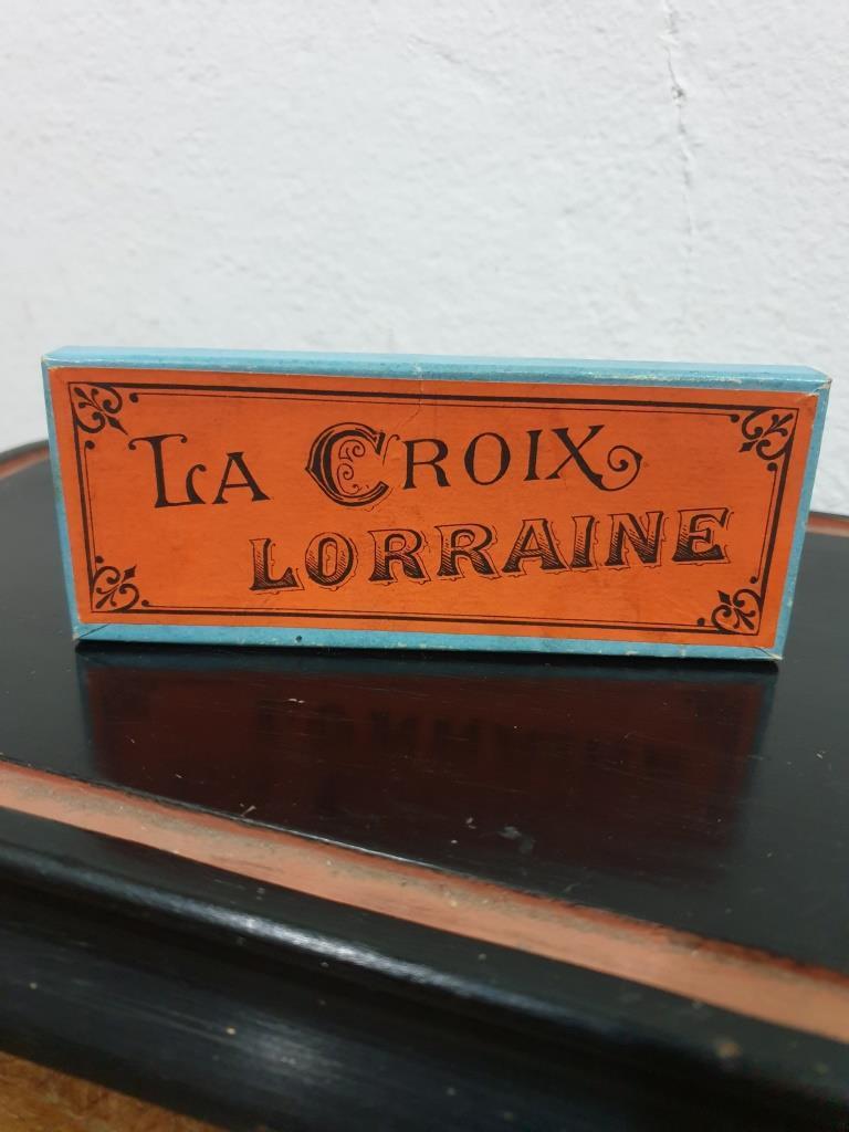 1 la croix de lorraine md paris