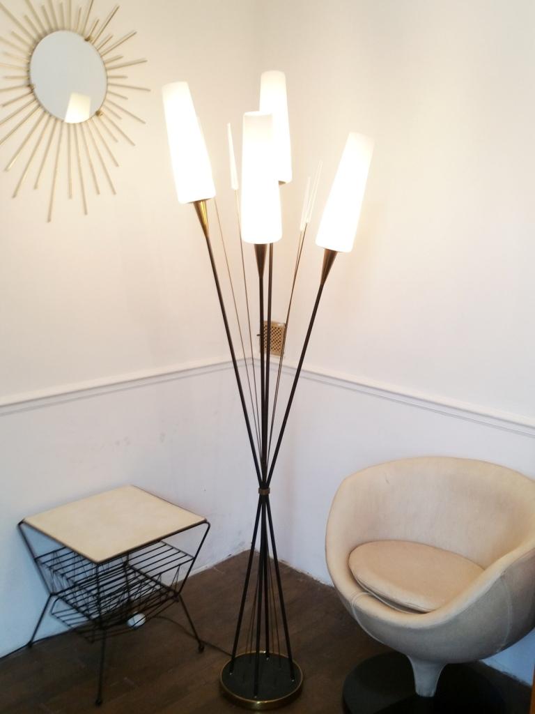 1 lampadaire arlus