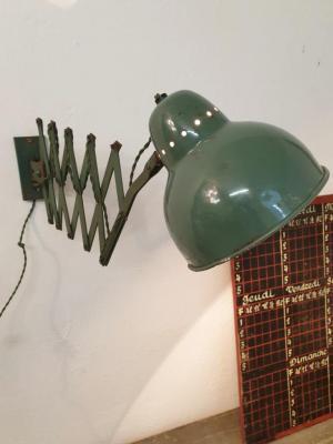 1 lampe accordeon