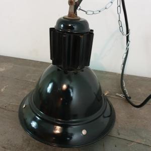 1 lampe d atelier industriel