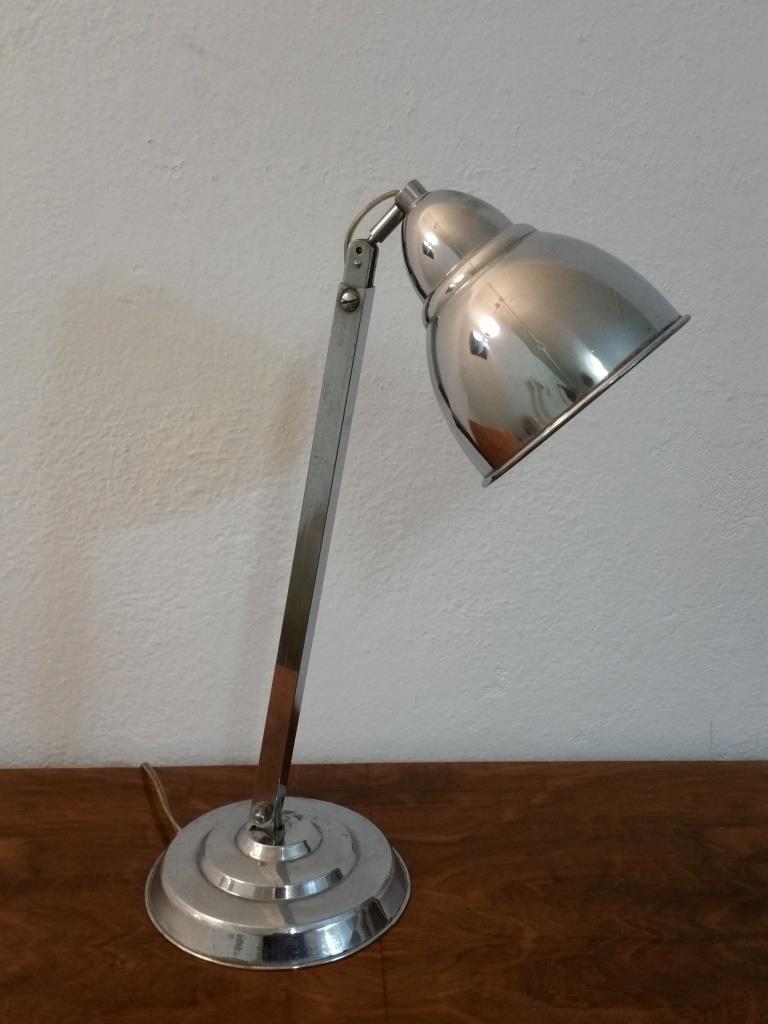1 lampe de bureau art nouveau