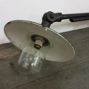 1 lampe de cour