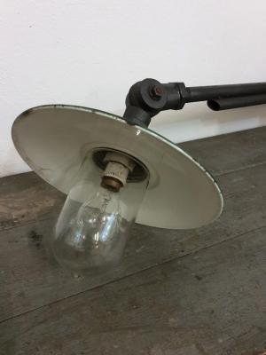 Lampe d'usine