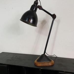1 lampe gras