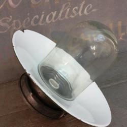 Lampe d'atelier industriel