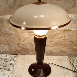 1 lampe jumo art deco
