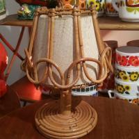 1 lampe osier