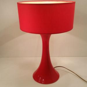 1 lampe rouge