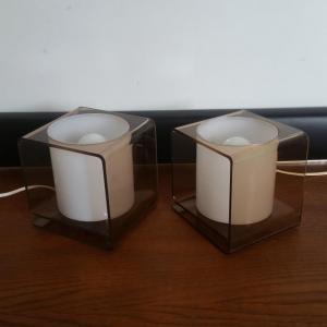1 lampes plexi