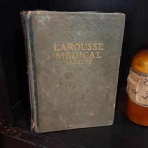 1 larousse medical illustre