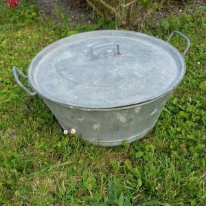 1 lessiveuse bassine