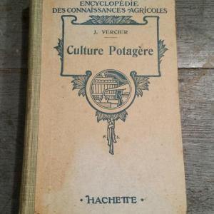 1 livre culture potagere