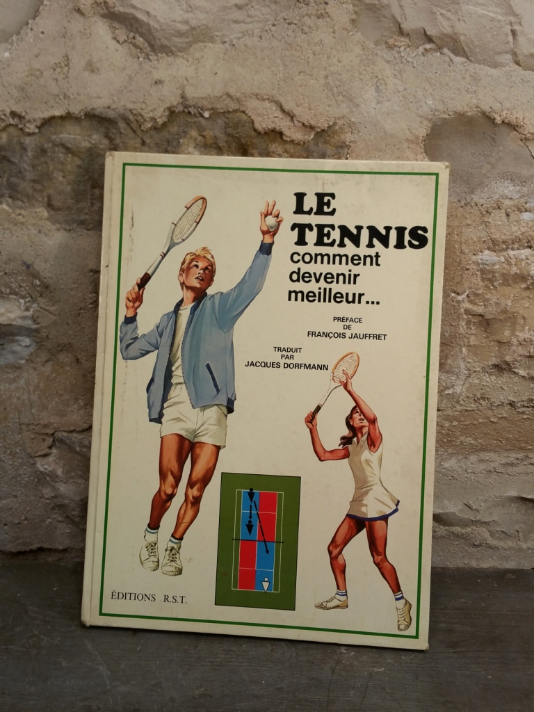 1 livre de tennis