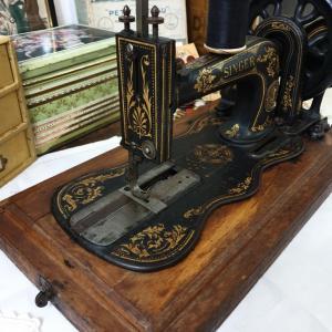 1 machine a coudre singer