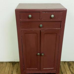 1 meuble 3 tiroirs 2 portes