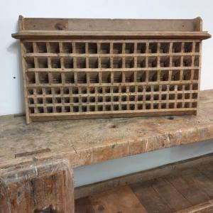 1 meuble de metier bourlier
