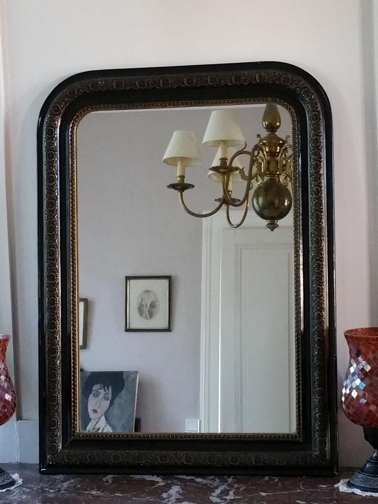 1 miroir louis philippe 2