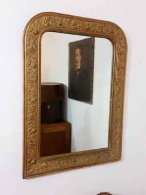 1 miroir louis philippe 3