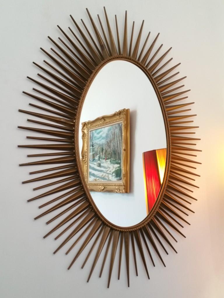 miroir soleil chaty vallauris. Black Bedroom Furniture Sets. Home Design Ideas