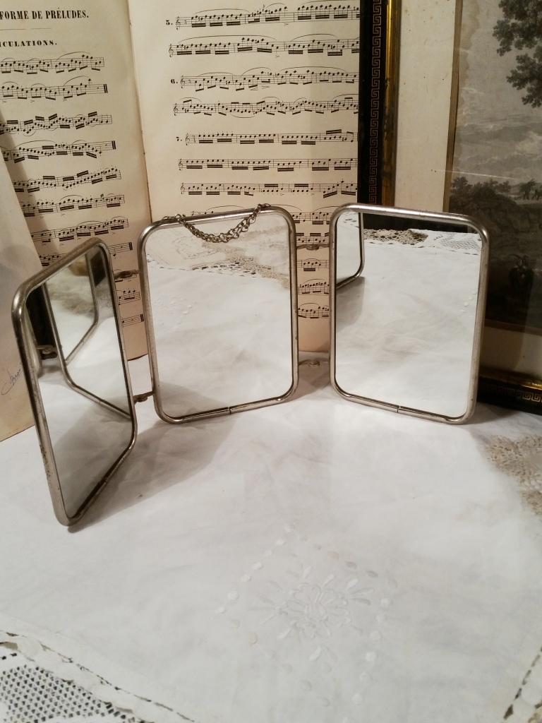 1 miroir