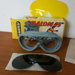 1 paires de lunettes de ski moto