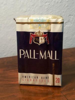 Cigarette PalL Mall