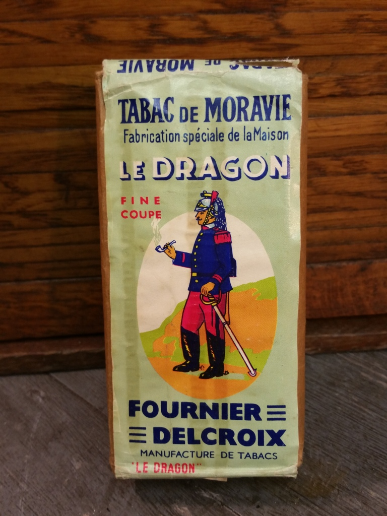 1 paquet de tabac le dragon