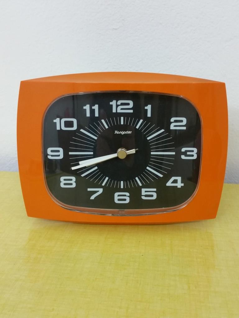 1 pendule orange hangarter