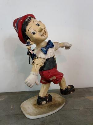 Pinocchio de manège
