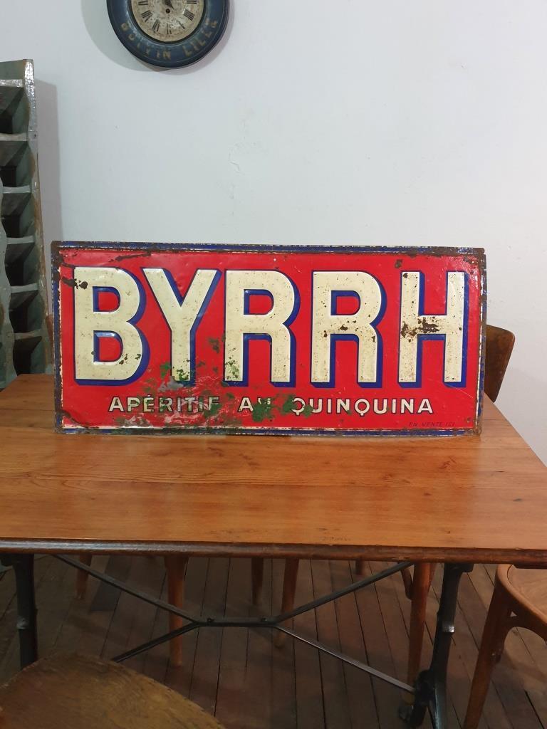 1 plaque byrrh
