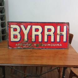 Plaque BYRRH